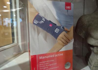 Bandage für das Handgelenk