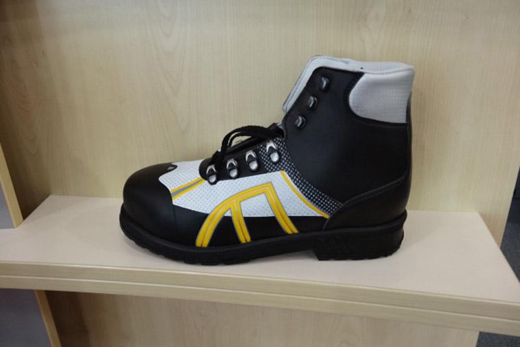 Orthopädische Schuhe nach Maß